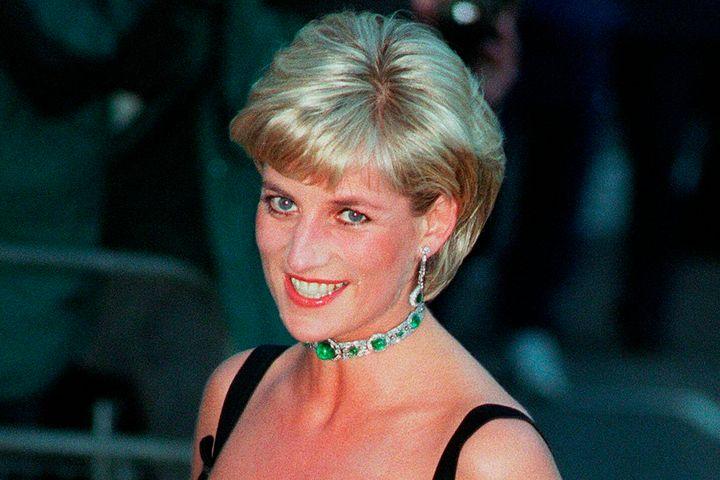 Princess Diana was not receptive to Donald Trump's overtures
