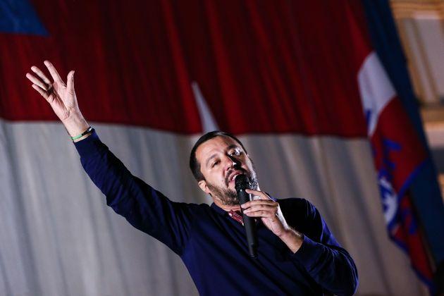 Salvini va a Porto e le opposizioni organizzano le
