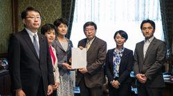 同性婚を認める法案が、日本で初めて提出される。「今までなかったのがおかしい」