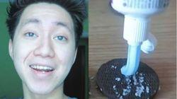 YouTuber έδωσε σε άστεγο μπισκότα με οδοντόκρεμα για ένα viral