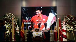 Jose Antonio Reyes y la