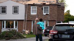 La tornade qui a frappé la région d'Ottawa-Gatineau était de catégorie