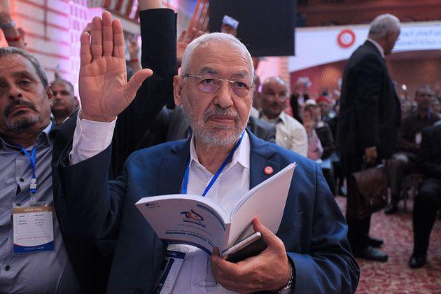 Rached Ghannouchi candidat à la