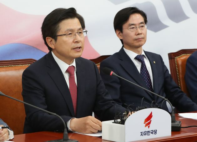 자유한국당 잇단 망언에 황교안 당대표가 꺼낸