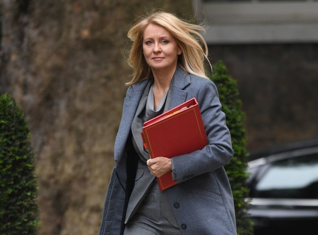Esther McVey Forced To Defend Her DWP Legacy In Excruciating Victoria Derbyshire