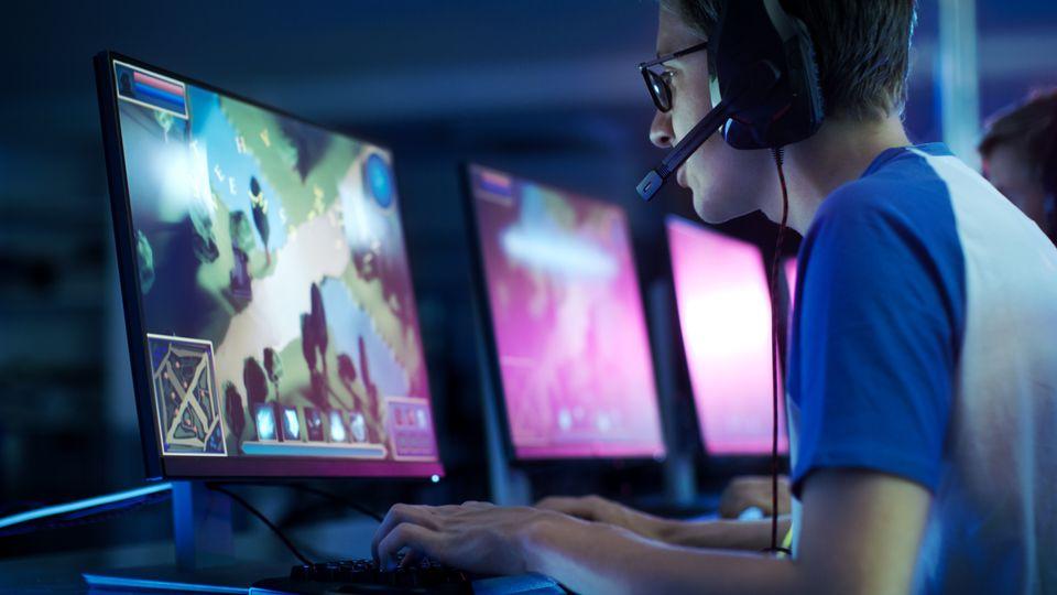 PC gamer : les meilleurs écrans à moins de 1000