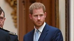 Prince Harry's Face Says It All During Donald Trump