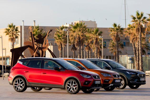 Estos son los 10 coches más vendidos en