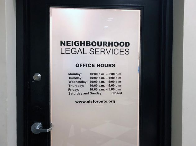 Neighbourhood Legal Services assists some of the province's most vulnerable residents struggling with homelessness, addiction and disabilities.