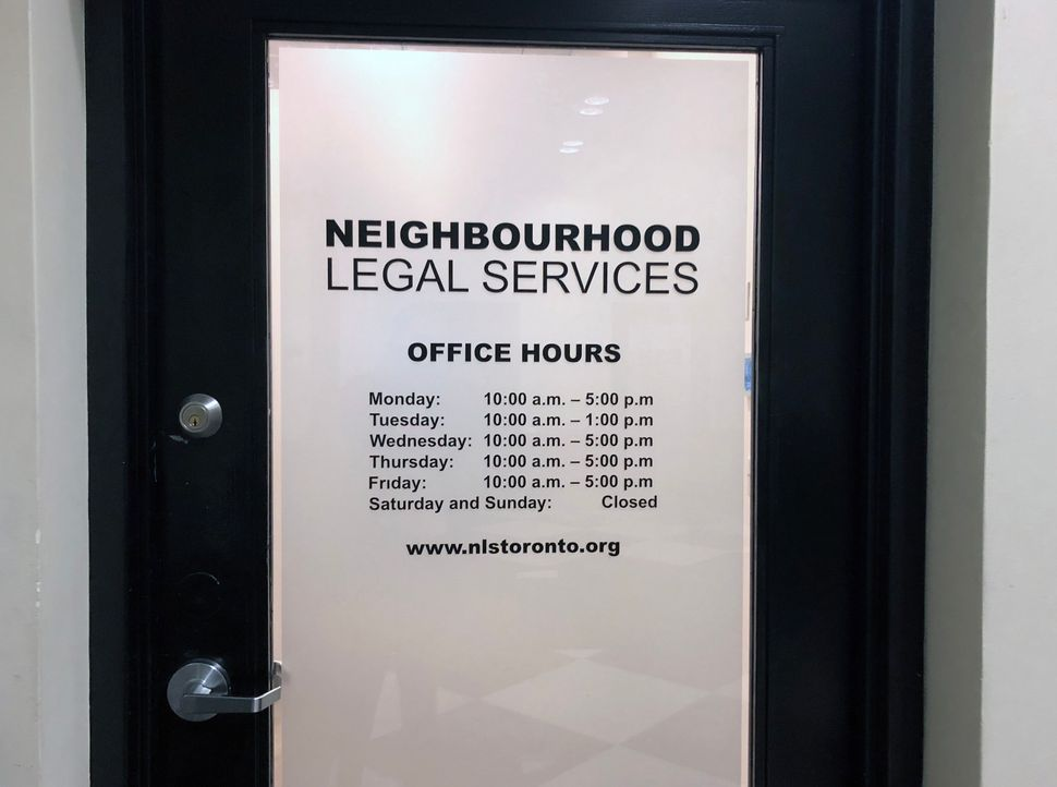 Neighbourhood Legal Services assists some of the province's most vulnerable residents struggling with...