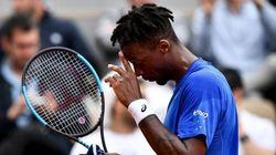 Gaël Monfils, dernier Français en lice à Roland-Garros, écrasé en