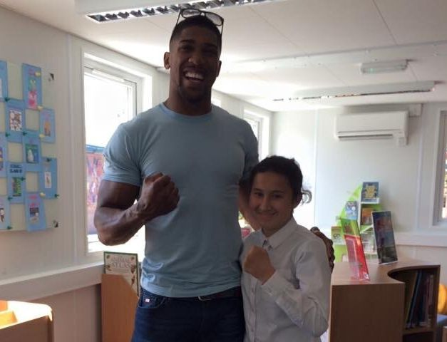 I Know First-Hand Anthony Joshua's Loss Won't Damage His Legacy Outside The