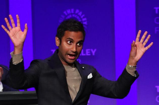 Acusado de comportamento sexual inapropriado,Aziz Ansari usa seu show de stand up para discutir...