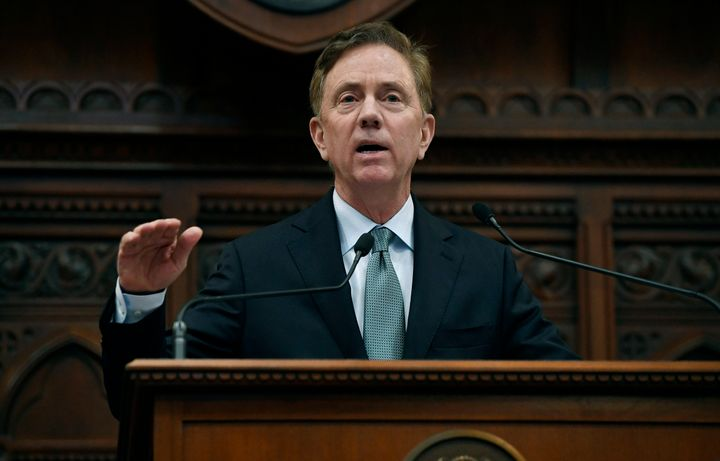 """Connecticut governor Ned Lamont (D) plans to sign the paid family leave bill """"ASAP."""""""