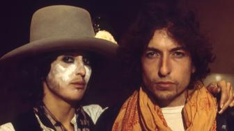 """Rolling Thunder Revue"" on Netflix."
