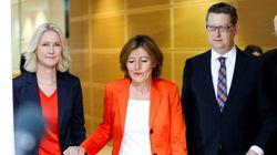 SPD in crisi si affida a un triumvirato fino al