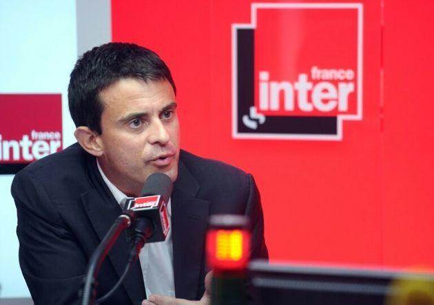 L'ancien Premier ministre socialiste, Manuel Valls, a été l'homme politique le plus invité...