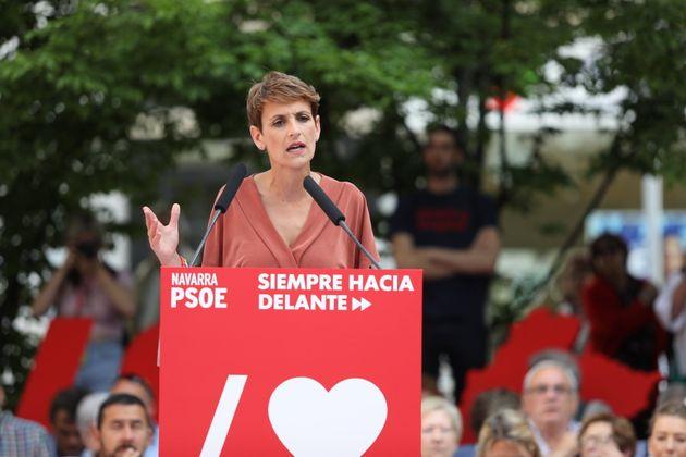 El PSOE no respalda las negociaciones del PSN para gobernar en
