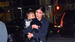 La fille de Kylie Jenner