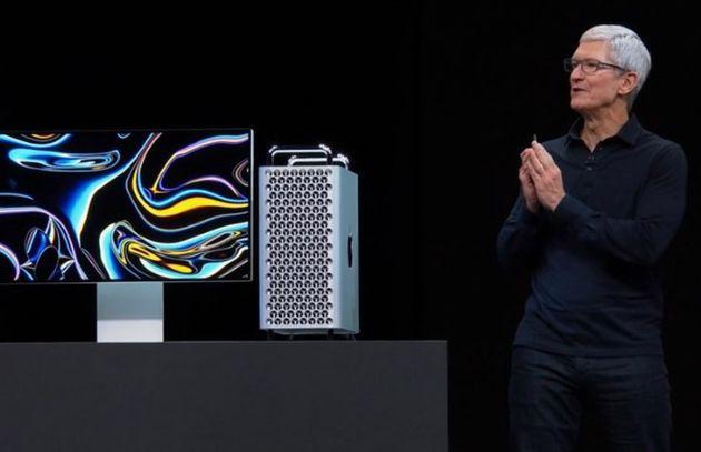 Apple presenta un nuevo Mac y a todo el mundo le recuerda a lo