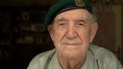 75e D-Day: il était l'un des premiers à poser le pied à