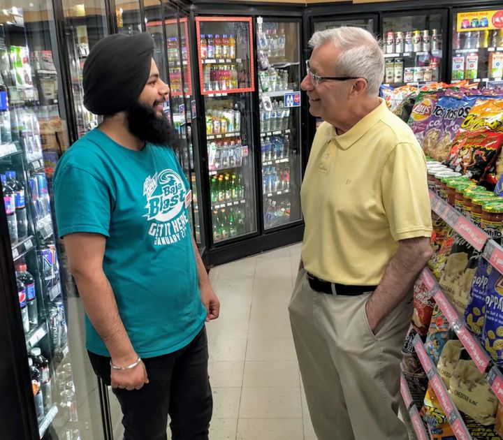 Judging from his social media, Finance Minister Vic Fedeli visited at least four convenience stores on Saturday.