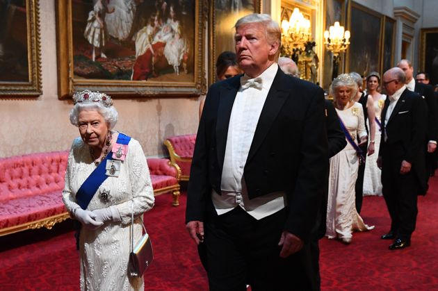 The Best Bits From The Queen's State Banquet For The