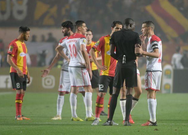 Il faut rejouer le match de la finale de la Ligue des Champions de Football d'Afrique Espérance de Tunis...