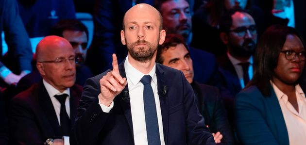 Stanislas Guérini, délégué général de LREM, a supervisé...