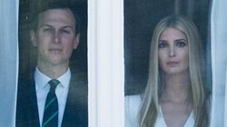 Twitter Users Think This Photo Of Jared And Ivanka Is Straight Out Of 'The