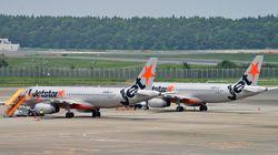 ジェットスター、パイロットが有給取得のため54便が欠航「しっかりと休養を取ってもらうことが今後の運航に重要」と広報
