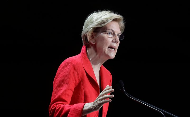 Sen. Elizabeth Warren (D-Mass.).