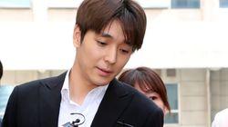 '집단 성폭행 혐의' 최종훈이 구속 상태에서 재판에