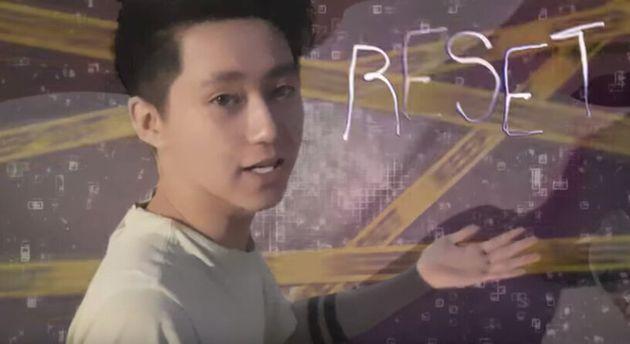 ReSetのYouTube動画のスクリーンショット