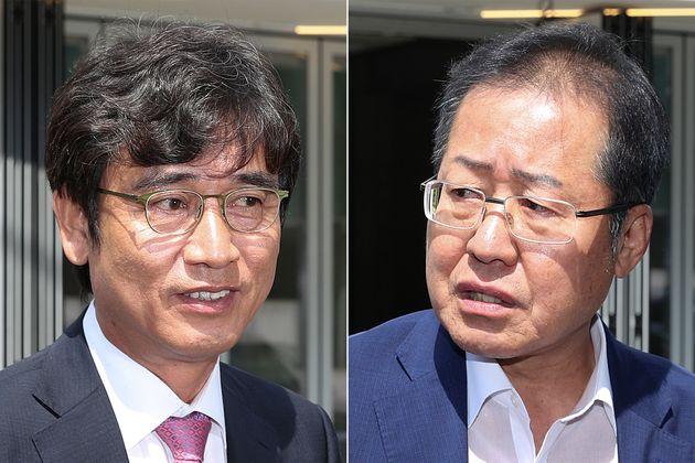 유시민 VS 홍준표 : '홍카레오' 합동방송의 흥행 승자를