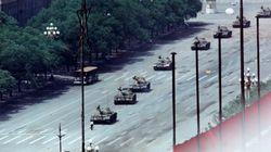 El vídeo completo del hombre del tanque en