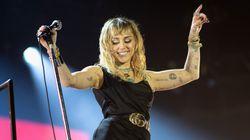 Un fan acosa (y llega a besar) a Miley Cyrus en