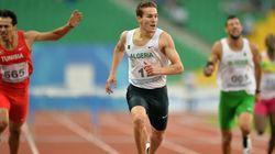 Réunion de Prague: l'Algérien Abdelmalik Lahoulou remporte les 400 m