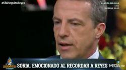 Cristóbal Soria desvela el bonito gesto de Florentino Pérez con la familia de