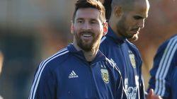 Leo Messi financiará durante dos años una investigación de leucemia