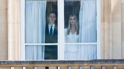 Twitter Users Think This Photo Of Jared And Ivanka Is Out Of 'The
