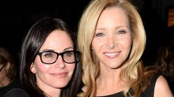 WARNING: Courteney Cox And Lisa Kudrow's New Photo Is The Stuff Of