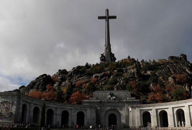 Le mausolée où repose la tombe de