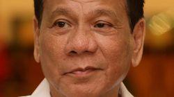 Duterte dice que se