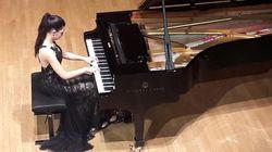 À Paris, la pianiste marocaine Nour Ayadi remporte le grand prix