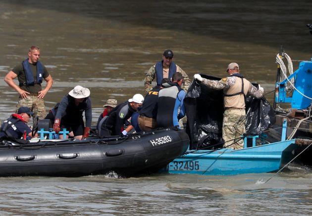 다뉴브강 하구에서 50대 남성 시신이 추가로