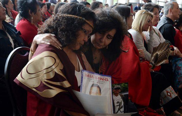Femmes autochtones: les familles des victimes veulent que justice soit