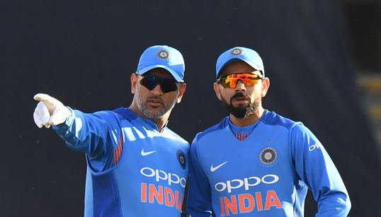 How Virat Kohli Took Charge After Dhoni's Sudden Retirement From Test