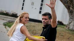 Lilian Tintori y su hija menor están en España tras abandonar