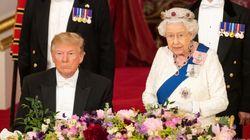 Le cadeau de Donald Trump à la reine, pas si anodin que